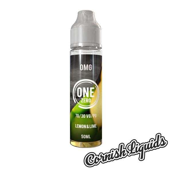 One Zero Lemon and Lime