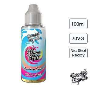 Cornish Liquids – Mums Milk 100ml 0mg