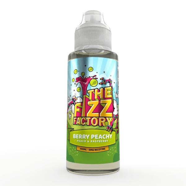 Fizz Factory – Berry Peachy