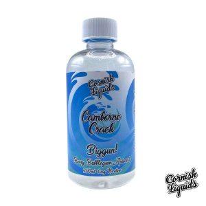 Cornish Liquids – Camborne Crack 200ml Shortfill 0mg