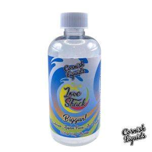 Cornish Liquids – Love Shack 200ml Shortfill 0mg