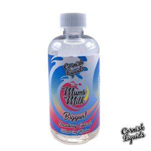 Cornish Liquids – Mums Milk 200ml Shortfill 0mg