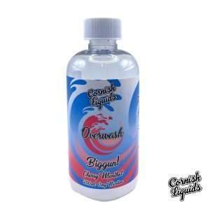 Cornish Liquids – Overwash 200ml Shortfill 0mg