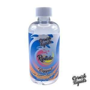 Cornish Liquids – Riptide 200ml Shortfill 0mg
