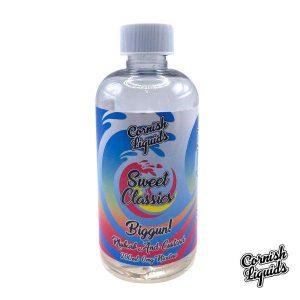 Cornish Liquids – Sweet Classics 200ml Shortfill 0mg