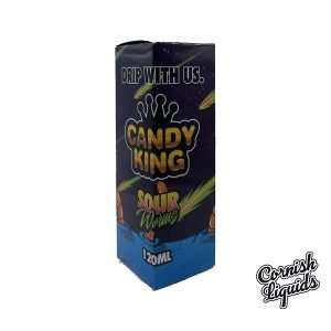 Candy King – Sour Worms